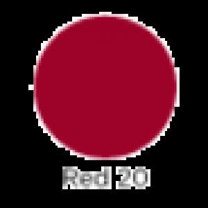 RC Colours Spray antimiscela 150 ml rosso scuro 20