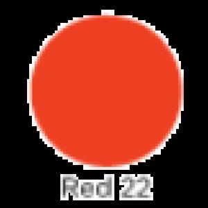 RC Colours Spray antimiscela 150 ml rosso 22
