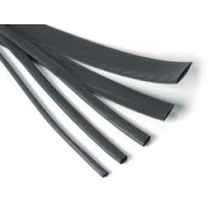 Robbe Guaina termoretraibile nera 1 mm x 100 cm