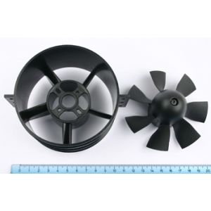 Haoye ElectricDucted Fan Units(without/motor) 90mm
