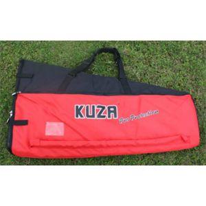 KUZA by Goldwing Sacca protezioni ali 150-220CC nero-rosso