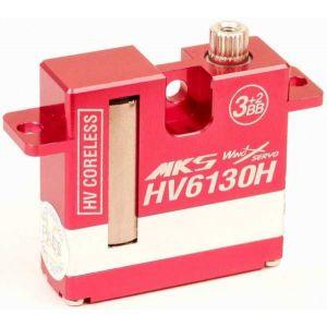 MKS HV6130H- 8,1 (8,4V)-0,10 (8,4V) Servocomando mini