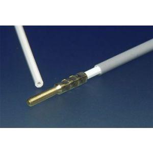 MP JET Bowden ottagonale 3/2 mm con filettatura M2 lung. 100 cm(1 pz)