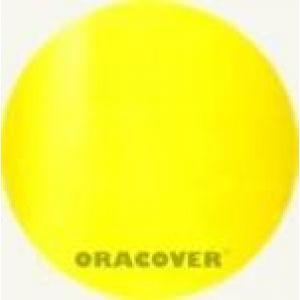 Oracover OraLIGHT giallo trasparente, 2 mt.