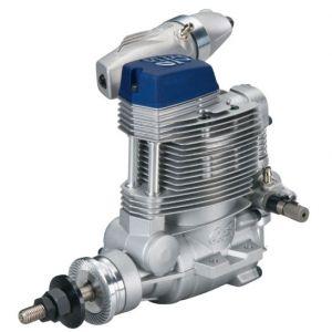 OS engines FS 110PS SURPASS 18 cc con pompa + silenziatore Motore a scoppio 4T GLOW per aerei