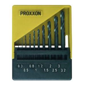 Proxxon Serie punte HSS in cassetta (10 pezzi)