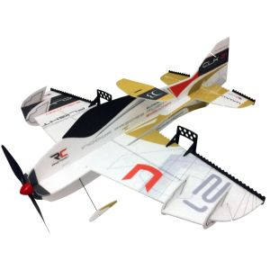 RC Factory Clik 21 Superlite ORO / 840 mm Aeromodello acrobatico