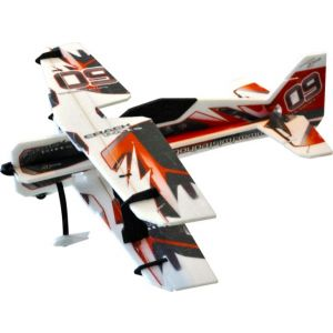 RC Factory Crack Pitts / 755mm Aeromodello acrobatico