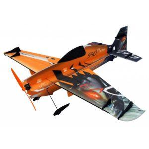 RC Factory Edge 540 V3 Superlite Vector (arancione) / 840mm Aeromodello acrobatico