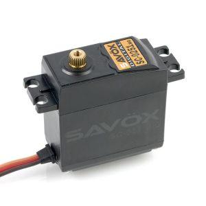 SAVOX SC-0251MG - 16,0 (6,0V)-0,18 (6,0V) Servocomando standard