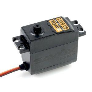 SAVOX SG-0351 (4,8-6,0V) - 4,1 (6,0V) - 0,18 (6,0V) Servocomando standard