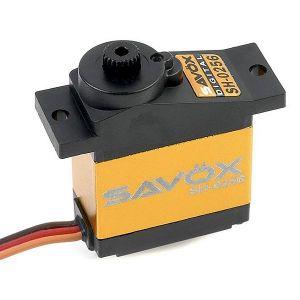 SAVOX SH-0256 - 4,6 (6,0V)-0,16 (6,0V) Servocomando micro