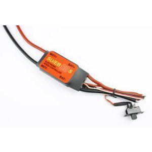 aXes 50A brush speed controller