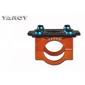 Tarot Supporto motore tubo 16mm Iron Man 650 + FY680 arancione