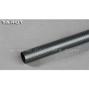 Tarot Tubi in carbonio 8mm opaco 300mm 2pz