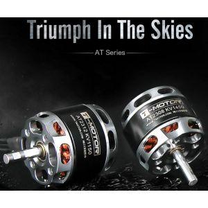 T-Motor Motori brushless serie AT per aerei