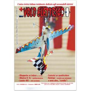 Modellistica Rivista Volo Elettrico N.40 INVERNO 2012