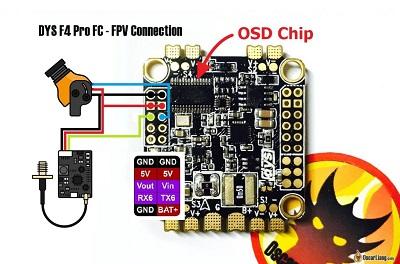 Risolvere problemi video Fpv, disturbi, connessioni Vtx e filtraggi di potenza