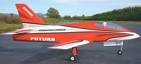 Futura Tomahawk Design